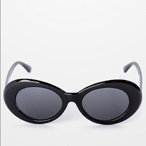 3cddc13cbc Petals   Peacocks Accessories - Petals   Peacocks Nevermind Black Sunglasses